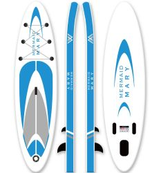 Fabricante China Drop Stitch inflables de 10 pies de Sup Stand Up Paddle Board