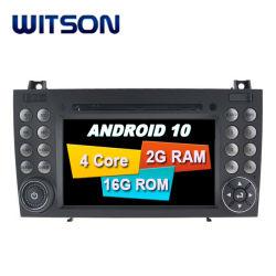 Auto DVD GPS des Witson Vierradantriebwagen-Kern Android-10 für eingebaute DVR Funktion Honda-CRV 2012