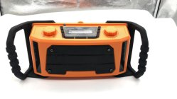 Easy Handheld Big LCD Screen BT Construction Site Radio FM/DAB/DAB+ 現場の無線機