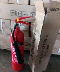 Barato preço 2kg de CO2 de aço carbono do Extintor de Incêndio