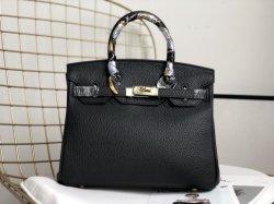 Modedesigner-realer lederner Luxuxdamehandbags Tote-Beutel