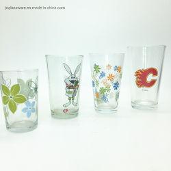 Différentes tailles de verres de pinte de gros de verres à bière