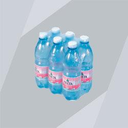 Cina ha fatto 60 bevande Mic Packaging PE pellicola termoretraibile per bevande / acqua Imballo con bottiglia