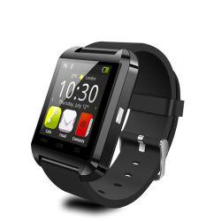 Androides WiFi GPS BT überwachen Telefon mit Energien-Bank-Stereolautsprecher-Funktions-Eignung-Verfolger Smartwatch Replacable Brücke