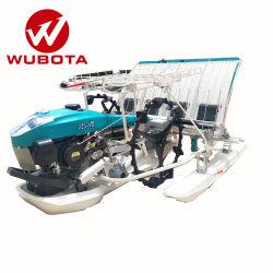 Wubota Maschinerie Kubota Ähnliches 4 Reihen-Handgeschäft, das Maschinen-Reis-Umpflanzer für Verkauf in Vietnam pflanzt