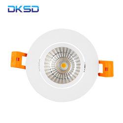 실내 AC95-265V LED 천정용 CRI90 3W LED Ceilinglight IP44 라이트 2년 보증