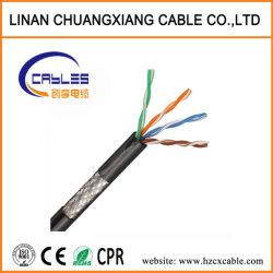 UTP/FTP/SFTP Cat5e, CAT6 сетевой кабель RJ45 Patch кабель питания