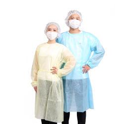 Wegwerpbare niet-geweven medische isoleerhandgom chirurgische handgom stofdicht PP