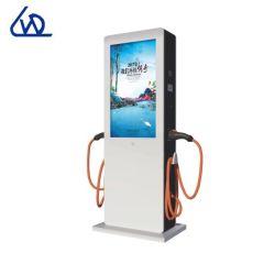 La Chine-de-chaussée des chargeurs de moniteur de signalisation numérique permanent produits 32/42 pouces LCD avec affichage de publicité pour le WiFi Zone d'affaires