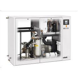 무급유식 스크류 공기 압축기 직접 구동 페마넷 자석 변수 속도/주파수(VSD/VFD) 물 주입 윤활