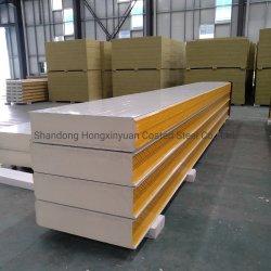 Zwischenlage-Panel thermische Isolierung PU-PIR für Kühlraum/kühlen Raum/Kaltlagerung/kälteren Raum/Gefriermaschine