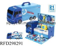 I capretti medici di lusso del giocattolo del gioco del camion fingono il dottore Toy
