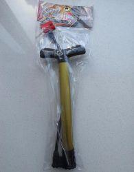 Piezas de bicicleta de tubos de acero la bomba de mano de bicicletas