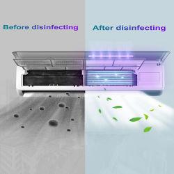 Purificador de Ar do Purificador de Ar do Hospital Casa UV luz UV Vírus de desinfecção de Circulação HVAC matando cuidados UV do Purificador de Ar