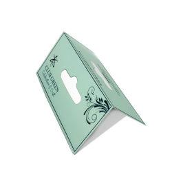 تصميم عالة طبع حجم لون جوابات رخيصة يلبّي يعبّئ عرض إشارة علامة مميّزة بطاقة [ببر كرد]
