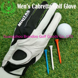 2020 Novo Tamanho Grande moda masculina Cabratta Lambskin Luva de golfe