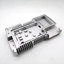 OEM mecânico de liga de alumínio em metal fundido de metal feito personalizado para fresagem/torneamento/perfuração/estampagem/fundição Peças de maquinagem