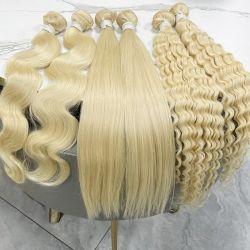 Menselijke Haar van het Weefsel van het Haar van de Bundel van het Haar van de Kwaliteit van Angelbella het Hoogste Maagdelijke Braziliaanse Indische