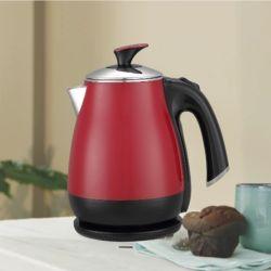 스테인리스 스틸 재질의 더블 월 전기 주전자는 차, 인스턴트 커피, 핫 코코아, 수프 등을 위해 최대 1.5L의 물을 빠르게 데워줍니다