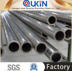 Grado de acero inoxidable austenítico 304 tubo soldado