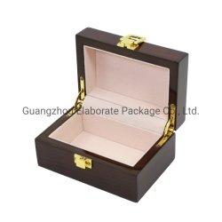 Acabado brillante perfume de madera oscura/Cosmética/Jewellry//ver/presente con caja de regalo