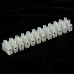 단자 블록(XY801W) 단자 블록 커넥터를 통해 전원을 공급합니다