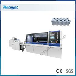 완전 자동 감열재 종이 현금 등록기 리트와인더 기계 인쇄 기계 온리