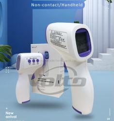 Termómetro por infrarrojos sin contacto Boyun con Ce en Stock Termómetro Infrarrojo de arma de mano