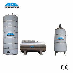Bester Preis maßgeschneiderte Edelstahl Tank Sanitär 100-50000L Lagerung Tank für Honig Milch Wasser Öl chemische Flüssigkeit Speicher Mischbehälter Mischbehälter