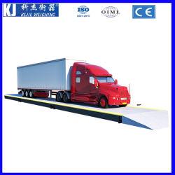 SCS-30t 40t, 50t, 60t 웨이브리지 중량용 전자 중량 균형 트럭 눈금