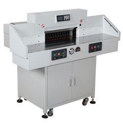 풀그릴 LCD를 가진 550mm 유압 서류상 Cuting 기계