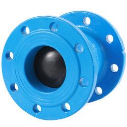 Silenciosa de brida Válvula de retención para el sistema de bomba de agua