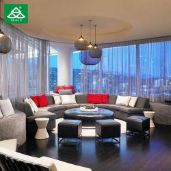 Quarto Luxury Living Hotel 5 Estrelas mobiliário com cadeira para exterior