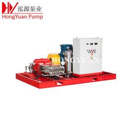 1600 bar 40L/M confiável de jacto de água de Serviço Pesado de Ultra Alta Pressão em alumínio Limpador de descofragem seco