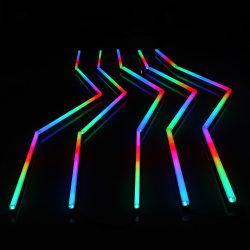 건물 훈장 LED 관 빛을%s RGB LED 바