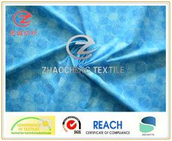 228t Printing Nylon Taslon (BONDED WITH Pu FILM) voor Jacket (ZCGP091)