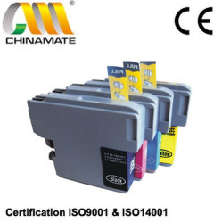 형제 LC980/LC1100 새로운 버전을%s 호환성 잉크 카트리지