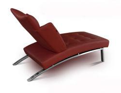 Lederner Aufenthaltsraum-Stuhl (8006#)