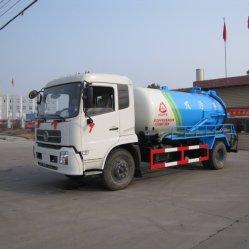 Nouveau Dongfeng 2cbm de Fosse Septique chariot d'aspiration des eaux usées
