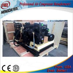 Hengda piston basse pression du filtre à air du compresseur avec précision