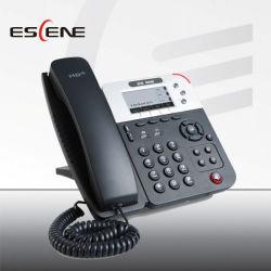 Дисплей GS292 Gigabit безбумажный IP-телефон с 3 линиями и HD Vioce