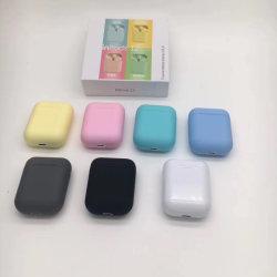 2019 12 Tws Inpods 5.0 беспроводные наушники Bluetooth наушников мини-вкладыши гарнитуры для iPhone X iPad Apple Смотрите Samsung вакуумных присосов