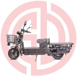 Adulto nas duas rodas de carga aluguer de veículo de duas rodas de motociclos