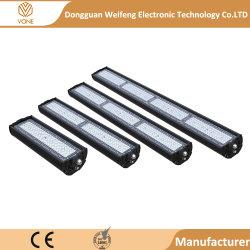 Dongguan usine directement à la vente Source de lumière IP65 240w 5000K LED lumière linéaire DEL numérique