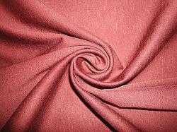 Alta Contagem de fios de algodão mercerizado Intertravar o tecido de tricotar