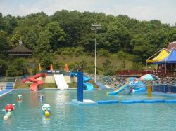 Lado Colina para a piscina para crianças (DX/JT/D2500)