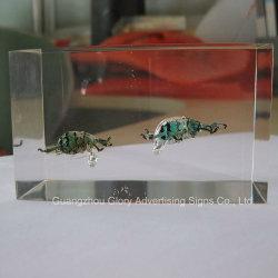Hohes glattes Transparent-Insekt-Polyester-Harz für Dekoration
