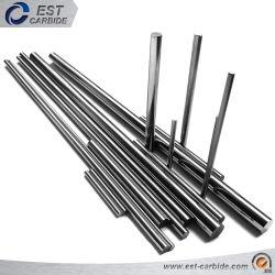 Yg6, YG8 solide dans la longueur de tige carbure de tungstène 10-330 mm