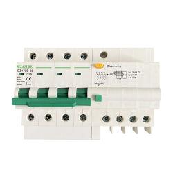 جهاز قاطع دائرة تسريب التأريض بـ 4 أقطاب للتيار المتردد RCCB