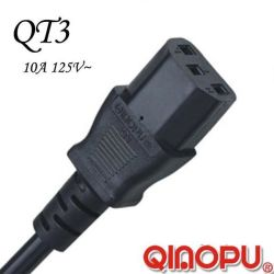 Iec C13 разъема ЭБУ (QT3)